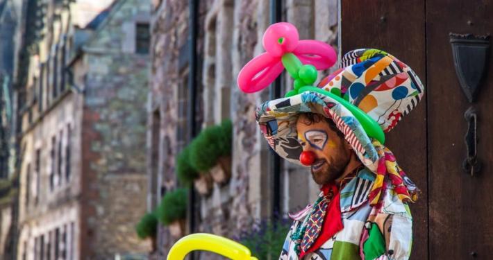 Edinburgh Festivals Budget Guide