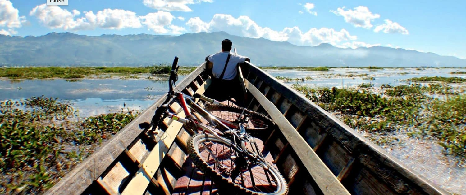 Inle Lake Boat Ride Myanmar