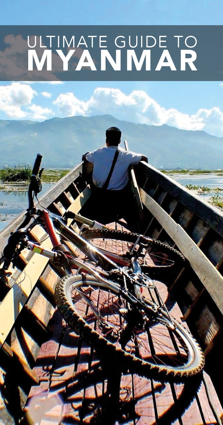 Ultimate Travel Guide to Myanmar Inle Lake