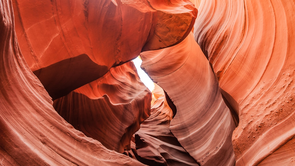 Antelope Canyon From Vegas