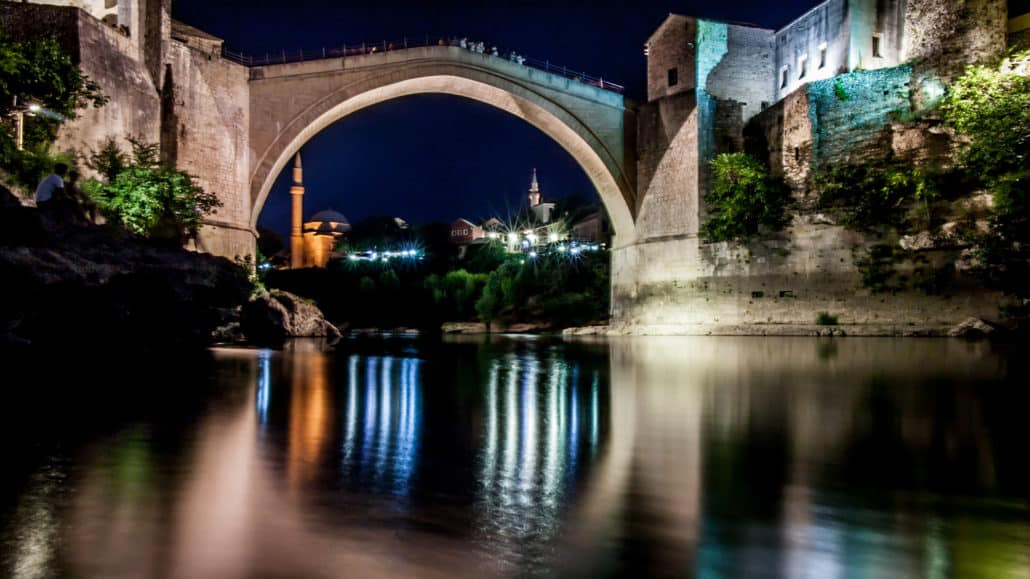 Mostar Bridge Bosnia Travel Guide
