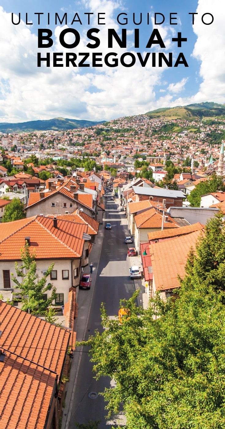 Sarajevo Bosnia Travel Guide