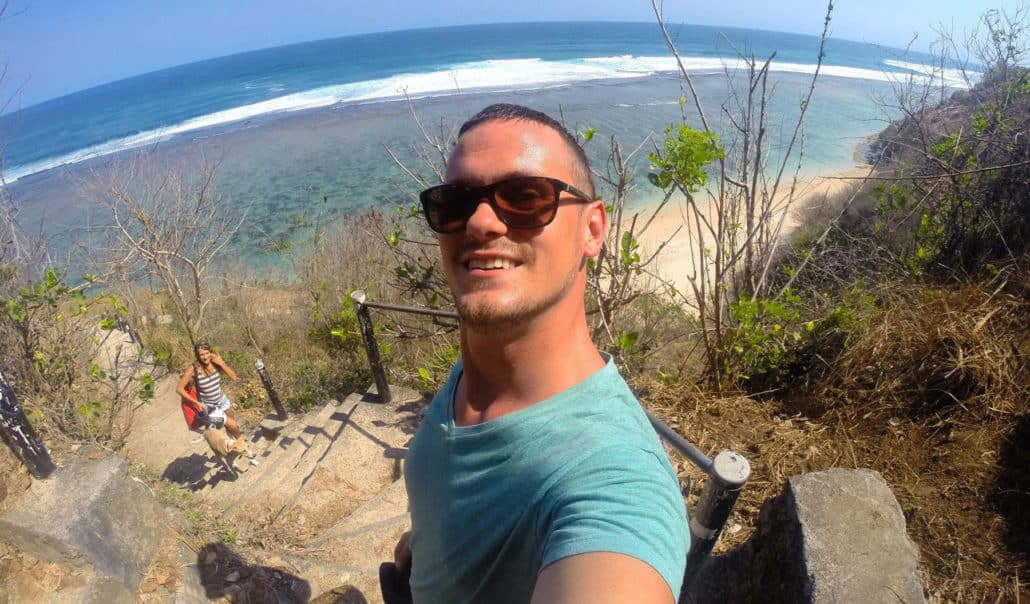 Bali Best Hidden Beach