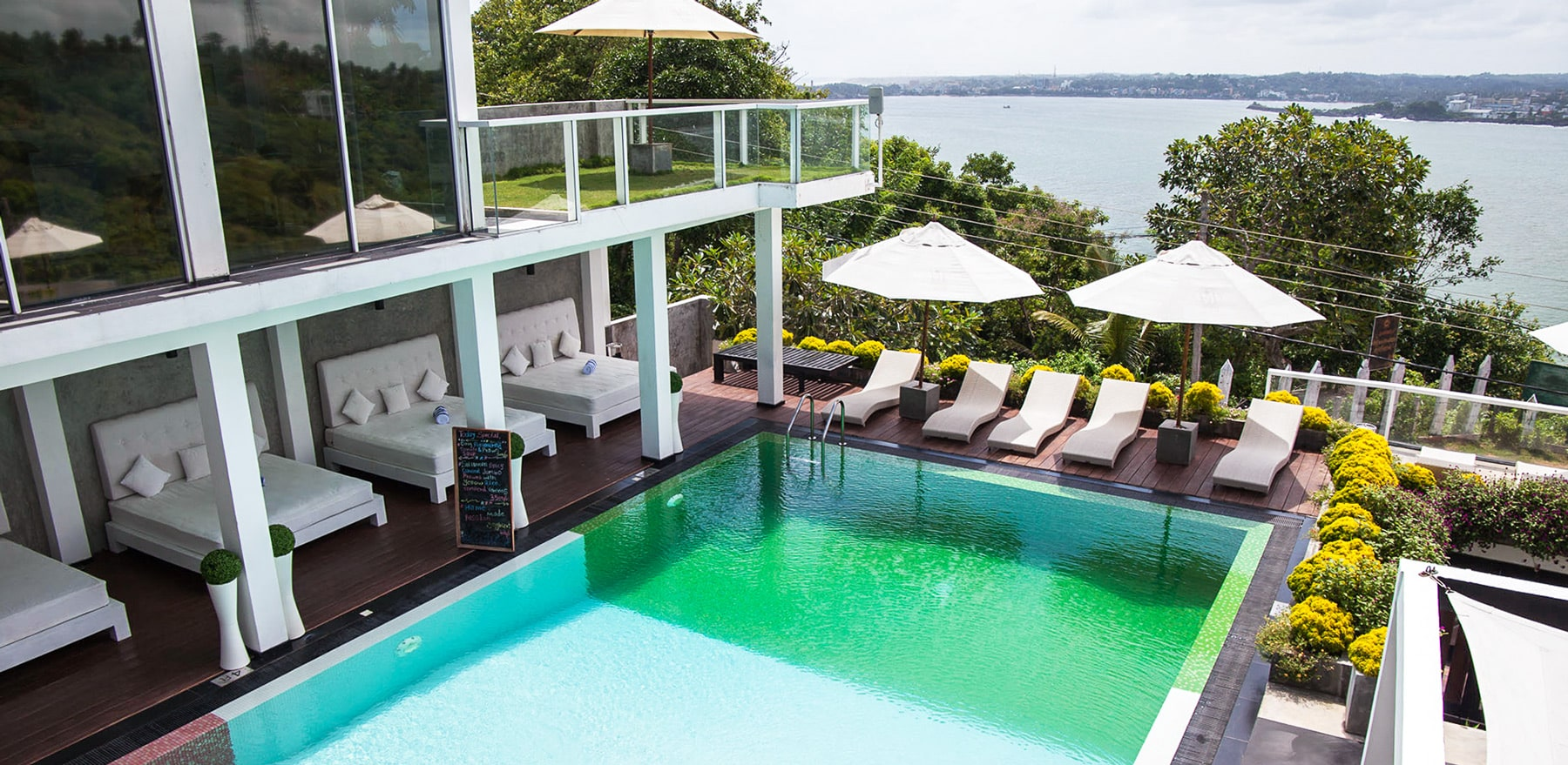 9 of the best hotels in sri lanka with incredible pools for Best hotel pools