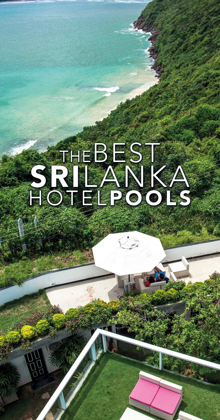 Best Hotel Pools in Sri Lanka