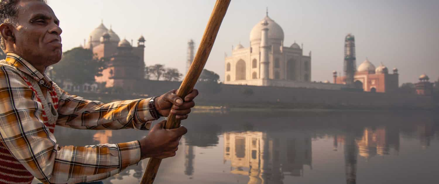 Taj Mahal India Travel Guide
