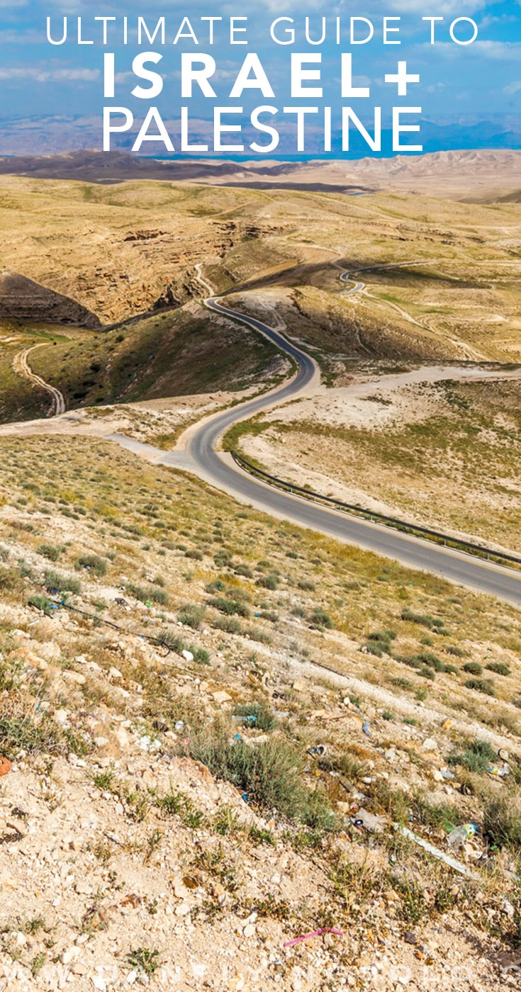 Roads Trip West Bank