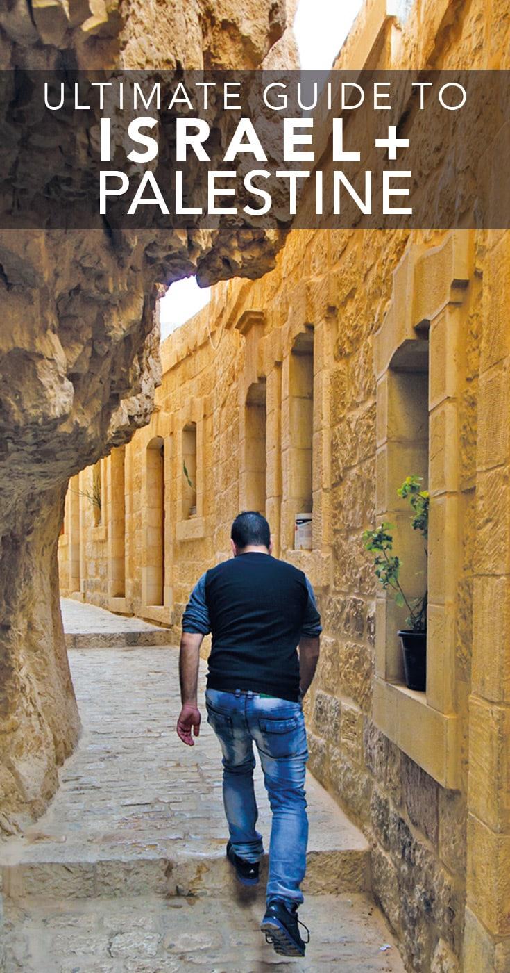 Israel & Palestine Travel Guide