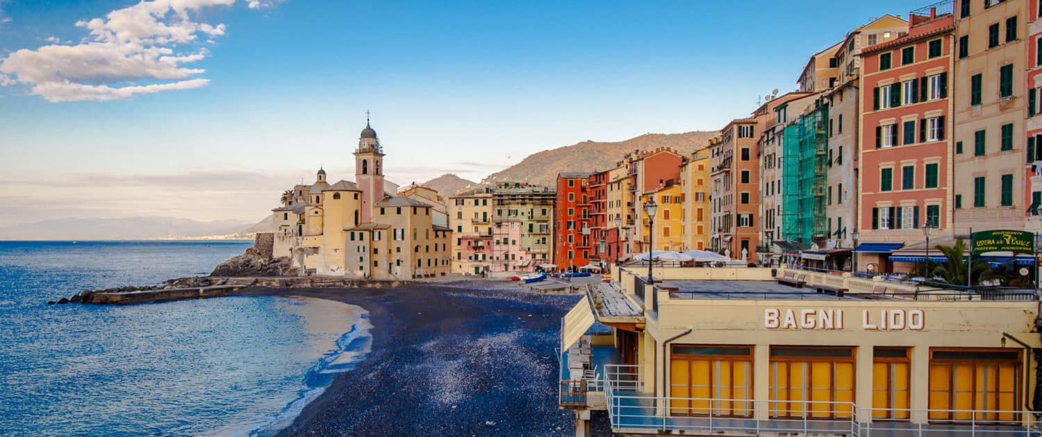 Camogli Italy Travel Guide