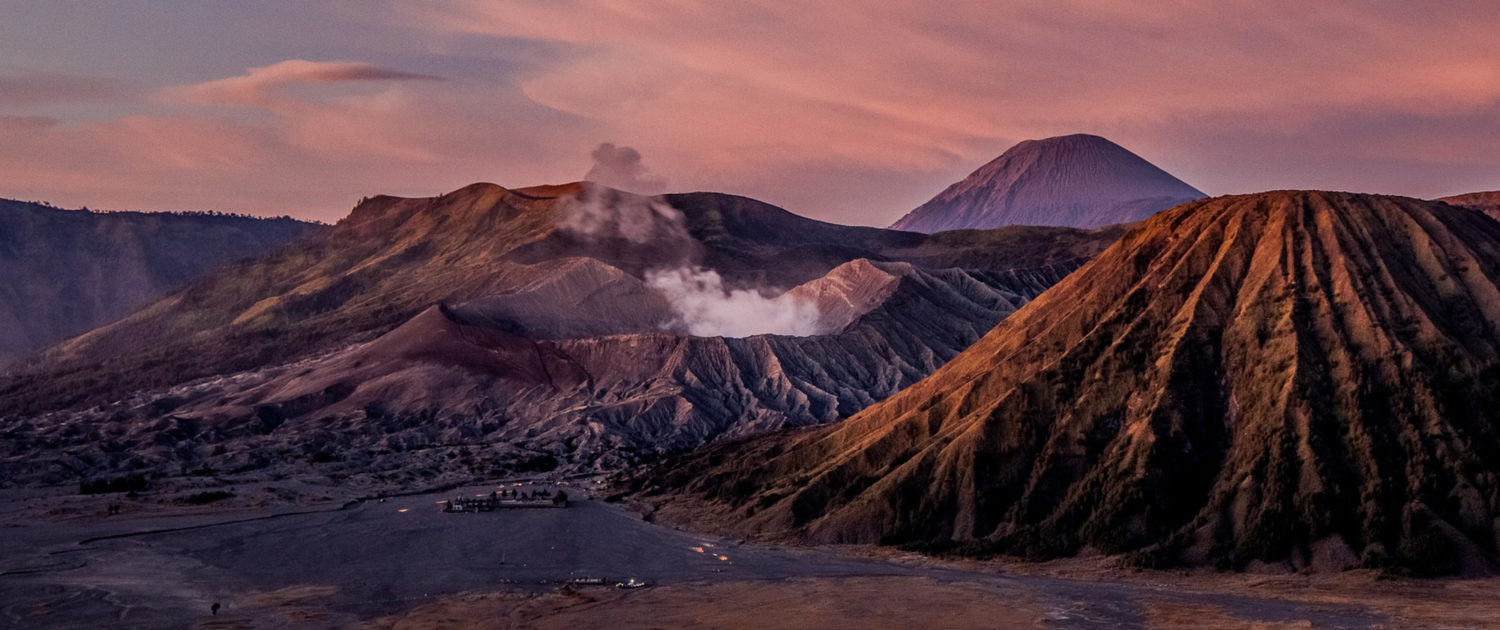 Indonesia Mount Bromo Sunrise