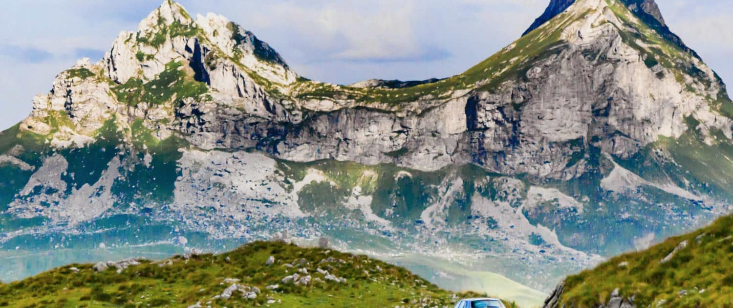 Durmitor National Park Road