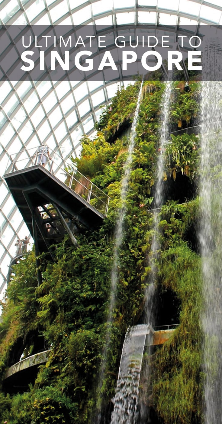 Singapore Gardens Travel Guide