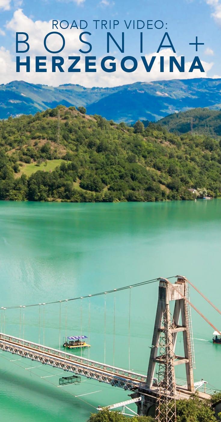 Bosnia & Herzegovina Road Trip