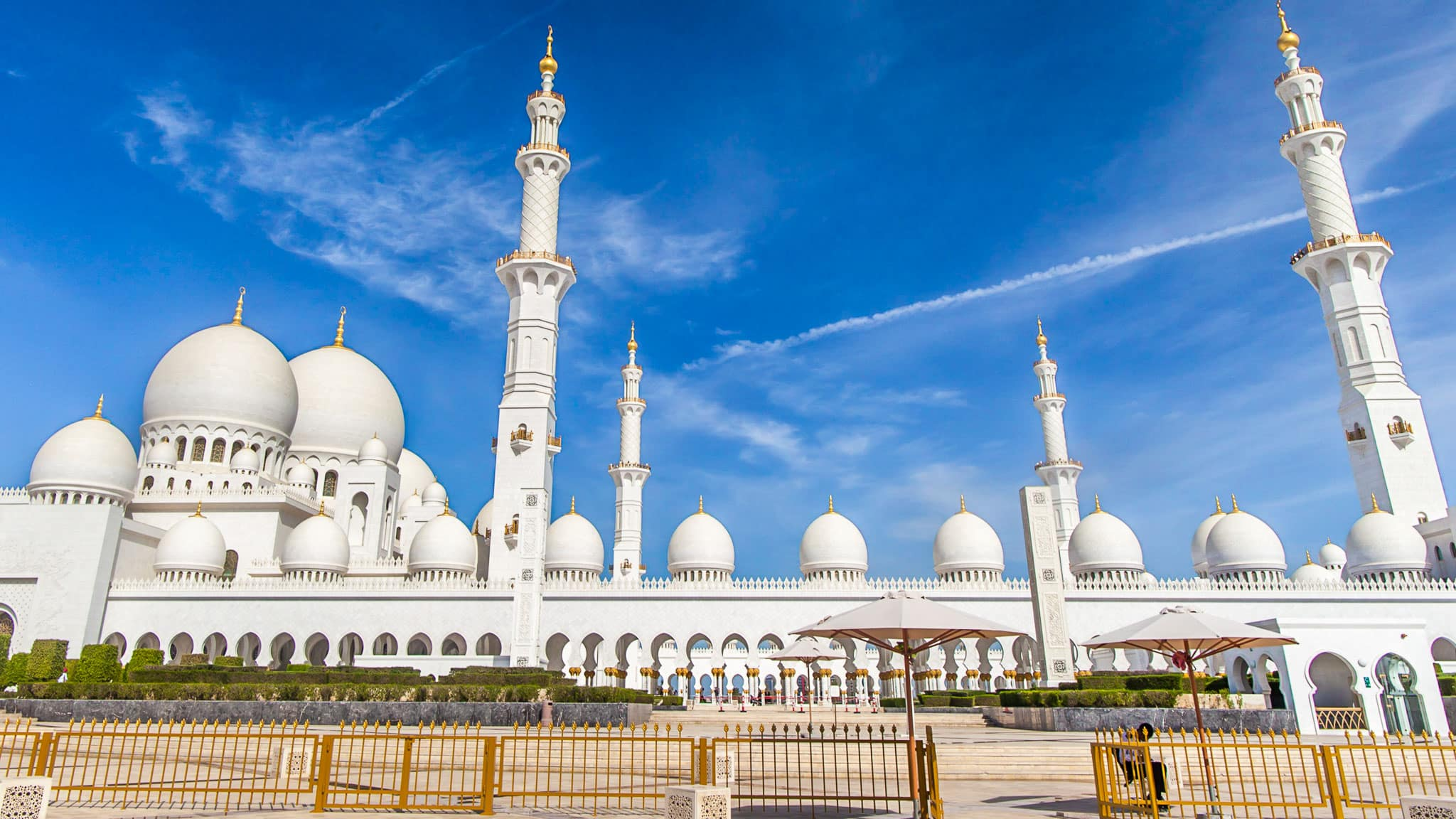 Non Muslim Perspective On The Revolution Of Imam Hussain: Abu Dhabi Grand Mosque Tour On A Short Stopover