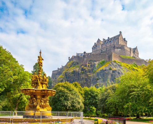 Best Edinburgh Attractions