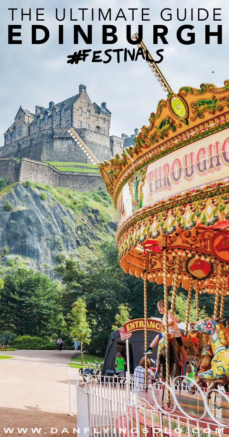 Edinburgh Festivals Travel Guide