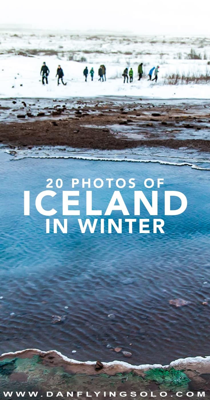 20 Photos of Iceland In Winter