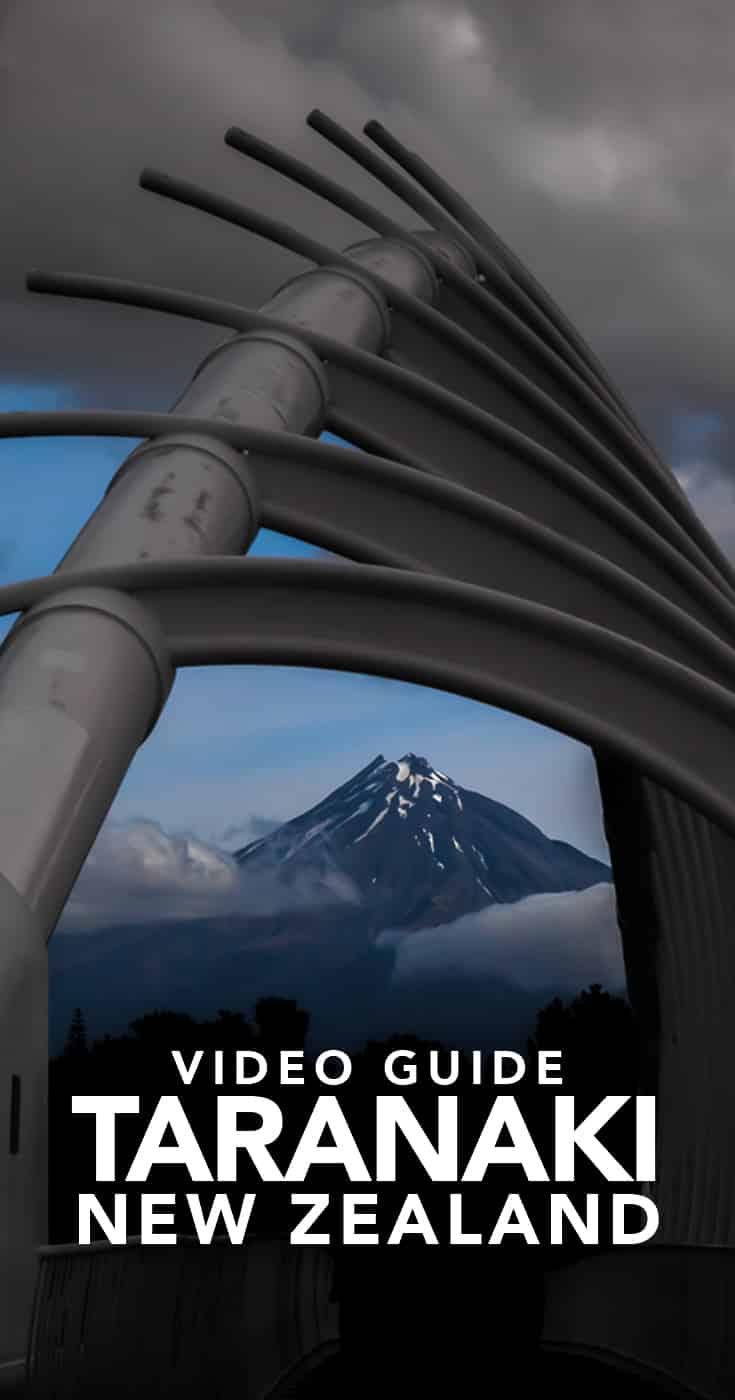 Video guide to #BestInTravel destination Taranaki, New Zealand. Including the Surf Highway, Mount Taranaki and New Plymouth