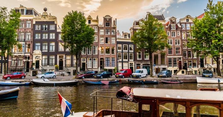Amsterdam Weekend Away