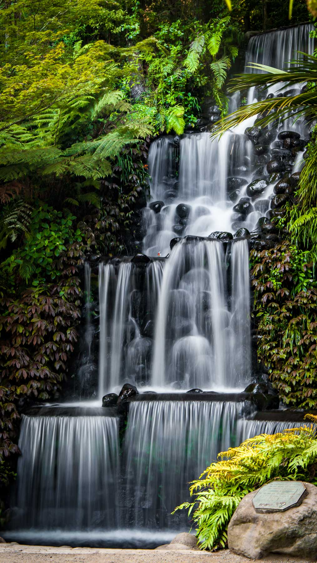 New Plymouth Waterfalls