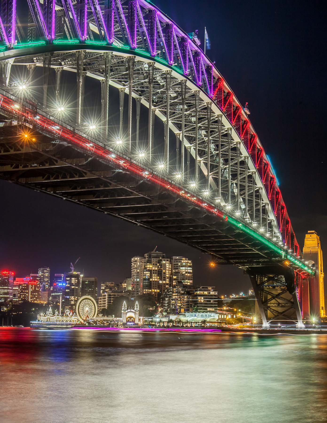 Vivid Sydney Travel Guide
