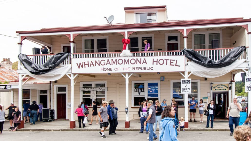 Whangamomona Republic Day