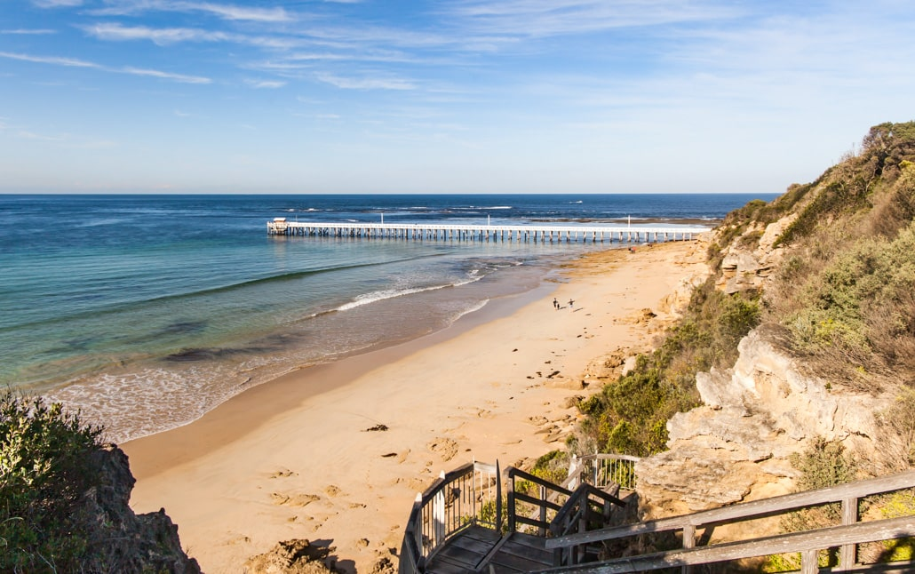 The beaches that await on a Bellarine road trip