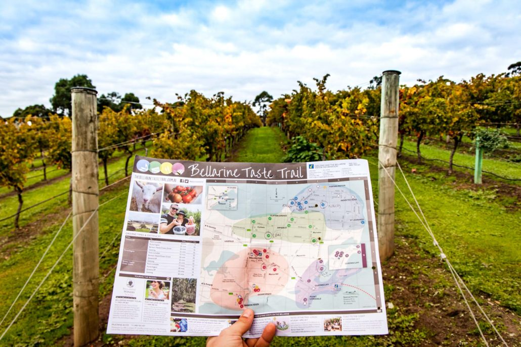 The Bellarine Taste Trail