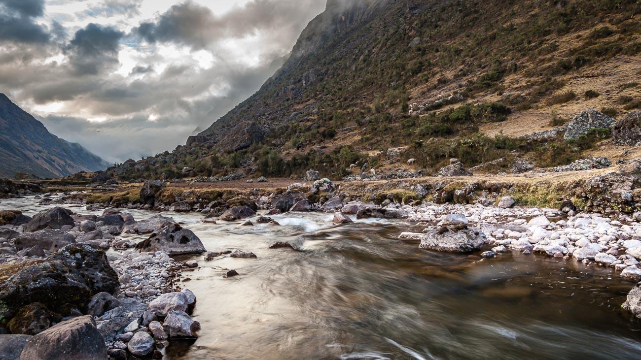 Lares Trek riverss