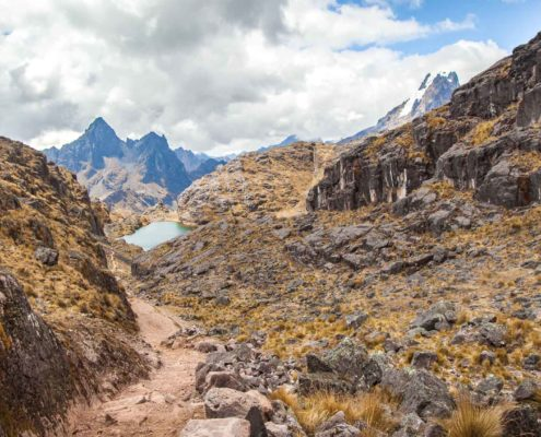 Lares Trek and Machu Picchu