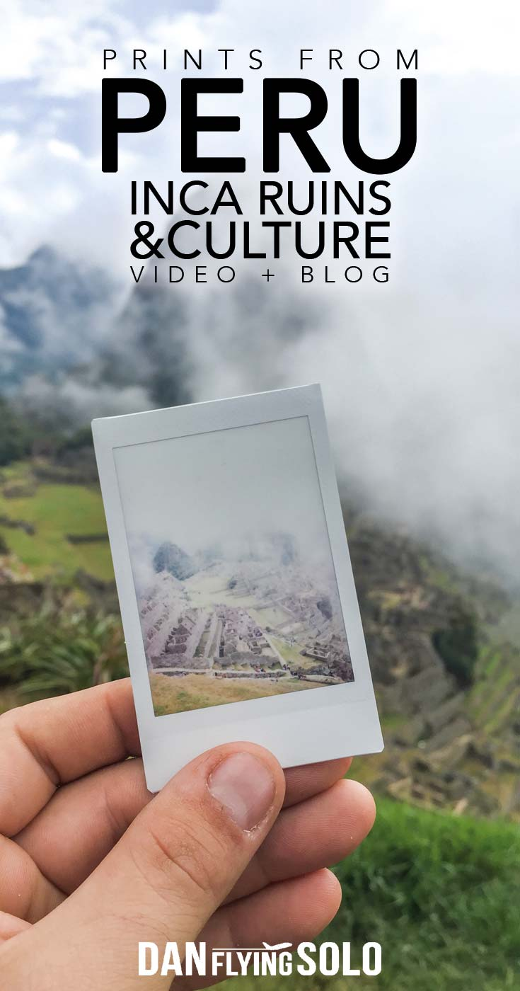 The Lares Trek with the incredible Inca history and culture of Machu Picchu is a must do in Peru. Video & Blog highlighting the best of the Cusco region.