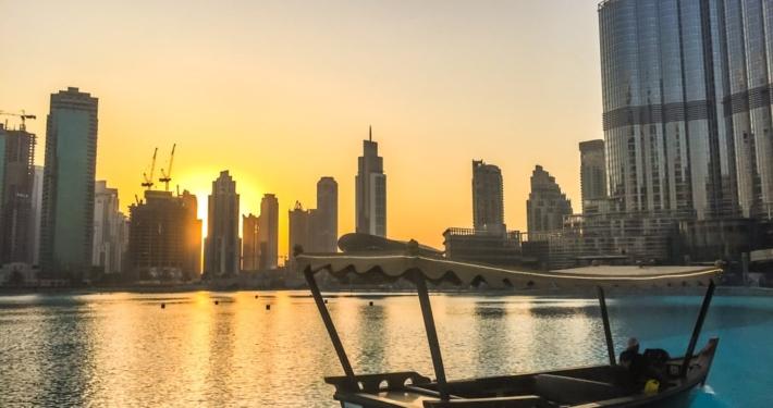 Dubai Stopover Guide
