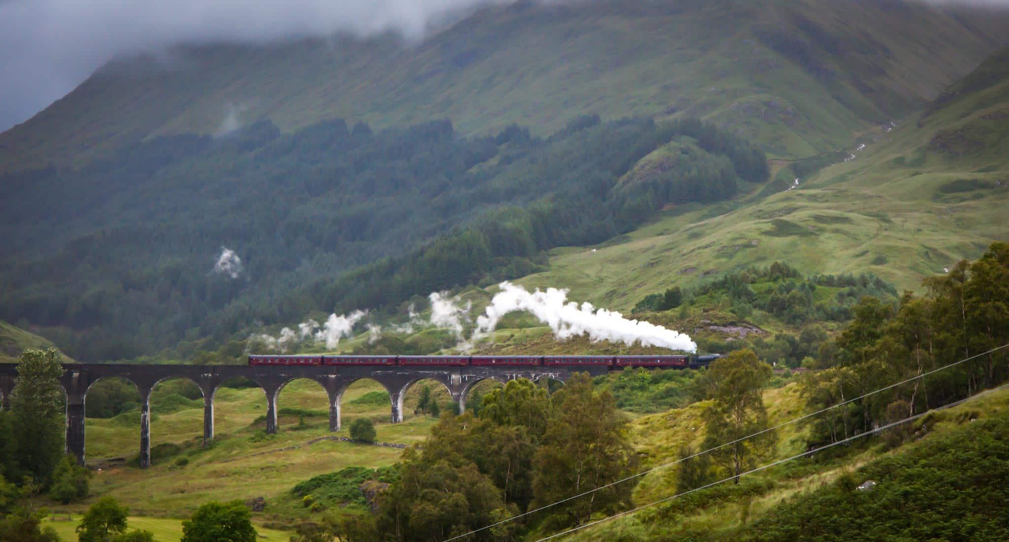 Glenfinnan Scotland
