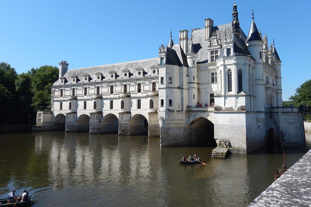 Chateau de Chenonceau © FranceIntense / Pixabay