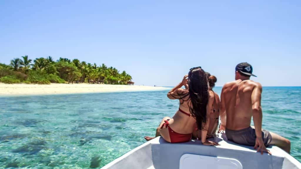 Bounty island Fiji