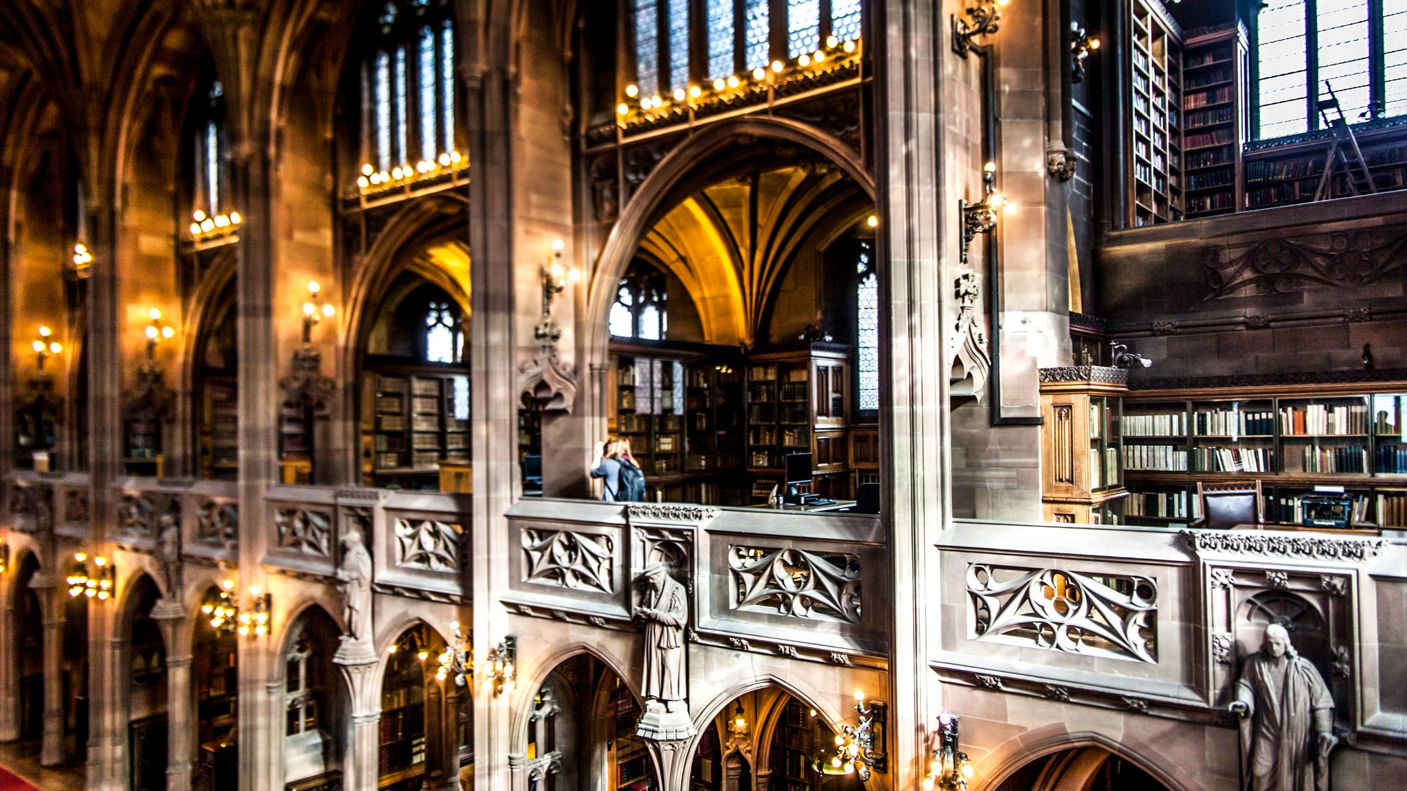 libraries worth traveling for