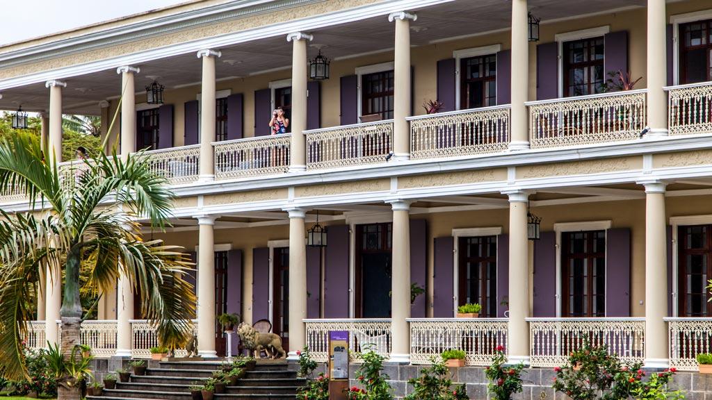 Mauritius Chateau