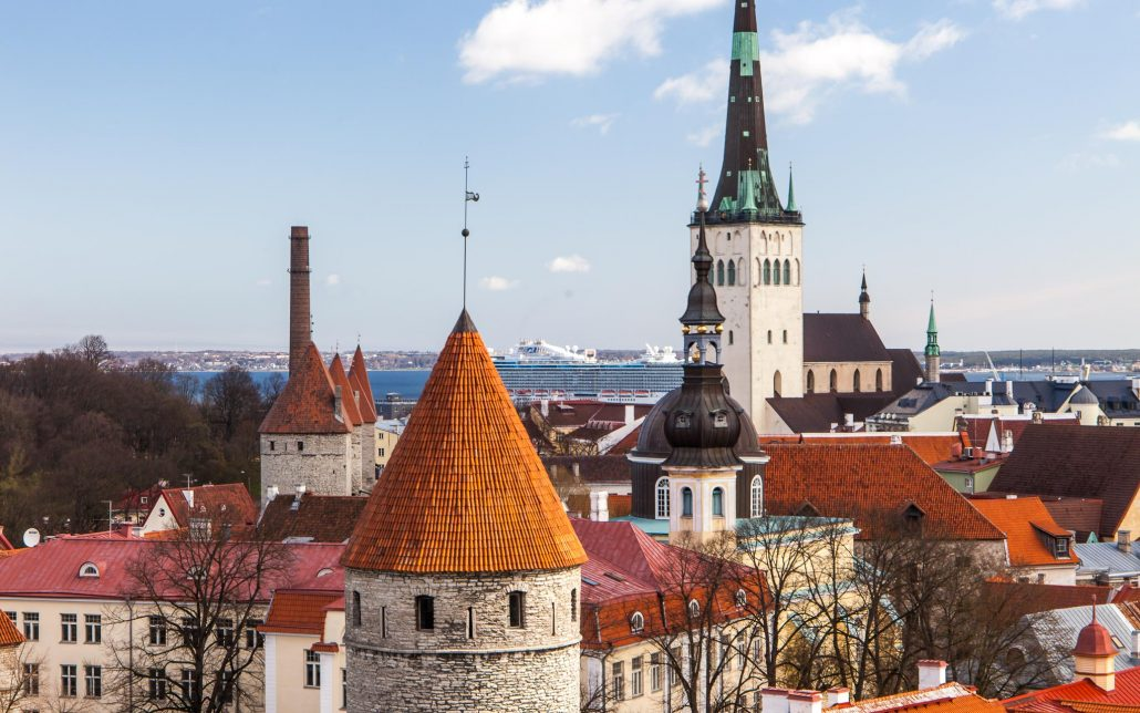 User submitted photo of Tallinn