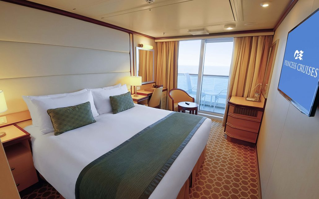 Regal Princess Room