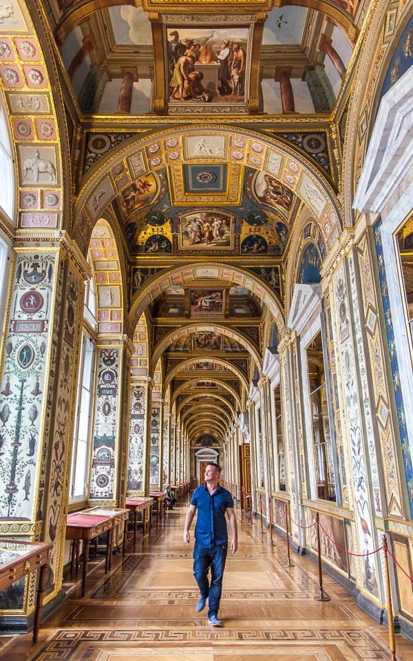 Exploring the Hermitage Museum Russia