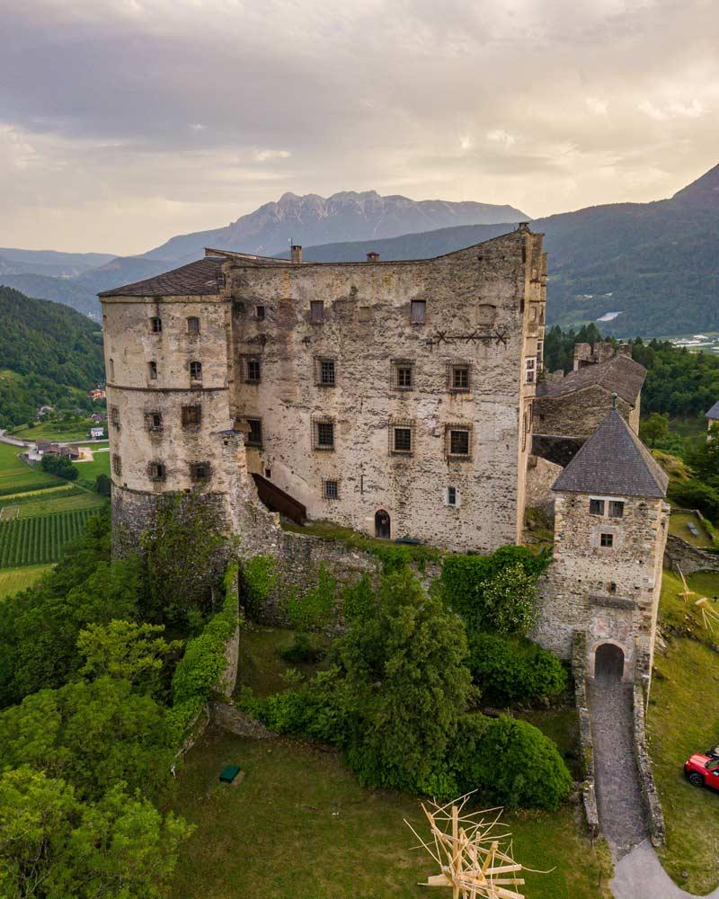 Castle in Trentino
