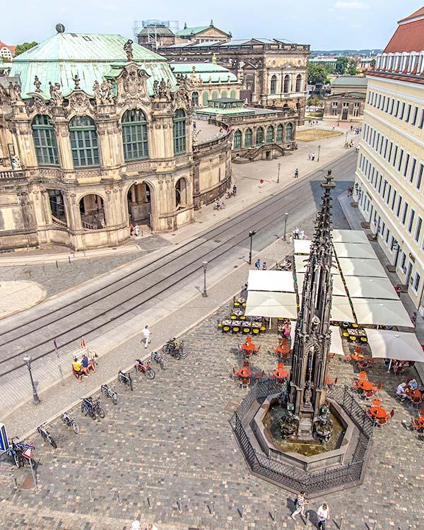 Dresden felix Restaurant