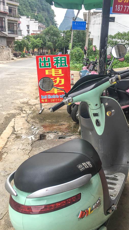 Bikes China