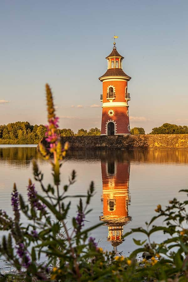 Saxony Lighthouse