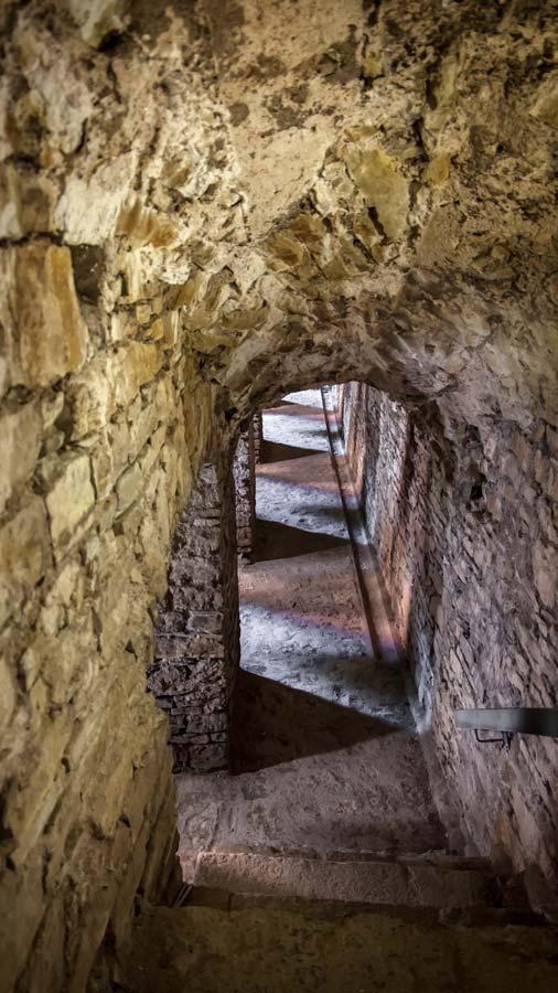 citadel caves Erfurt Thuringia