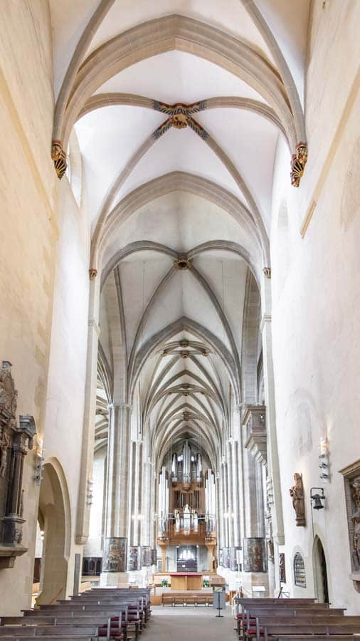 church Erfurt Thuringia
