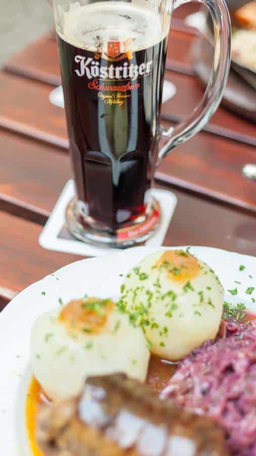 Dumplings Erfurt Thuringia