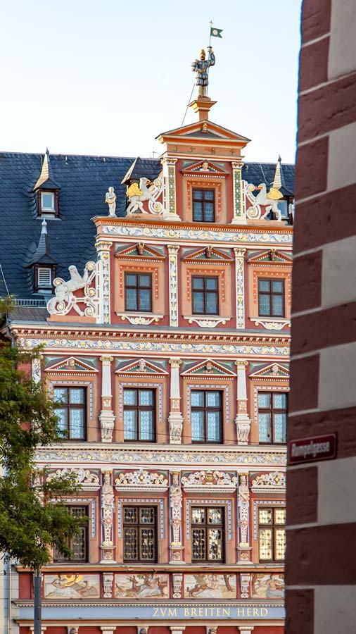 Architecture Erfurt Thuringia