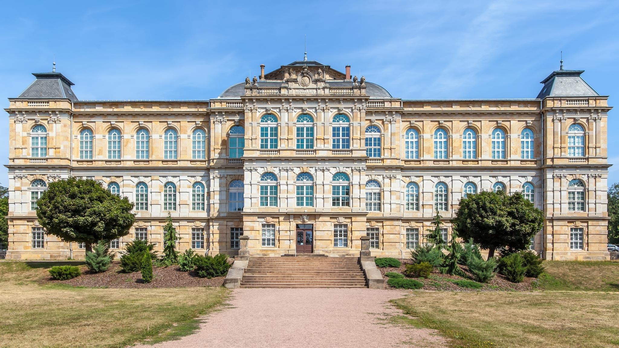 Castle Gotha Thuringia