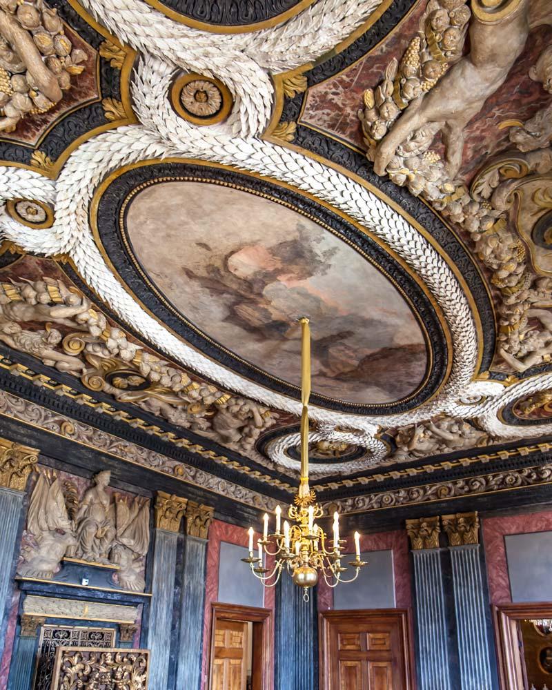 Palace art Gotha Thuringia